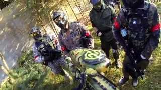 Paintball 31.10.2015 - Los Woodlands