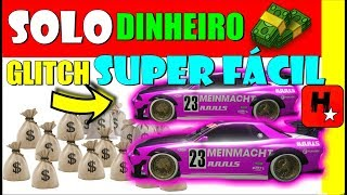SOLO MONEY GLITCH GTA 5 Online Money Glitch PS4/XBOX1/PC Car Duplication Glitch SUPER EASY 1.42