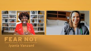 First Look: Facing Fear Means Being Vulnerable | Fear Not with Iyanla Vanzant | OWN