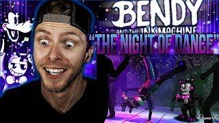 "Vapor Reacts #444 | BATIM SFM SONG ANIMATION ""Spotlight - The Night of Dance"" by XboxGamerK REACTION"