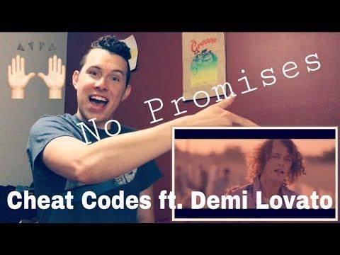 Cheat Codes - No Promises ft. Demi Lovato | REACTION
