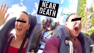5 NEAR DEATH EXPERIENCES CAUGHT ON CAMERA!