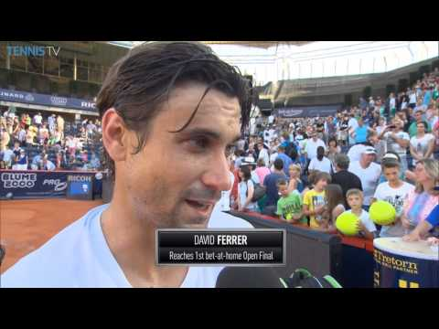 Hamburg 2014 Saturday Highlights Ferrer Mayer