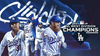 Dodgers' walk-off filled season gets NL West crown | How They Got There