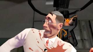 [SFM] Surgeon Simulator in a nutshell