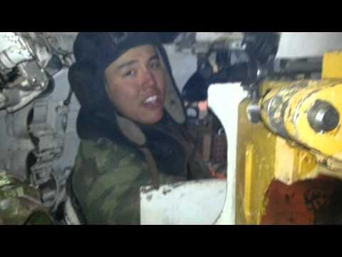 стрельба из танка Т 72 б (Shooting from tank )