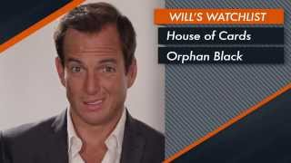 Will Arnett shares his favorite TV shows on his Celebrity Watchlist