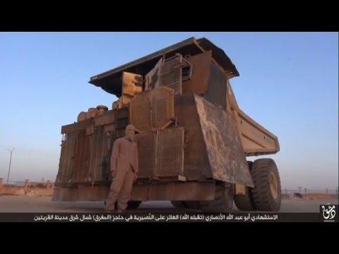 Самодельные броневики Ближнего Востока