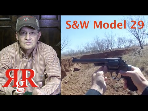 Smith & Wesson Model 29 Review / .44 Magnum