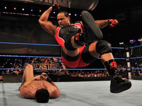 Wwe Superstars: Mvp & Chris Masters Vs. dashing Cody video