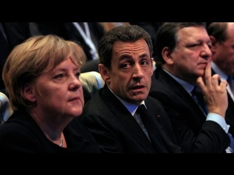 Merkel and Sarkozy renew appeal for new EU treaty
