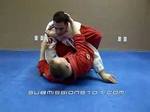 Gogoplata/Shin Choke: Submissions 101 Image 1