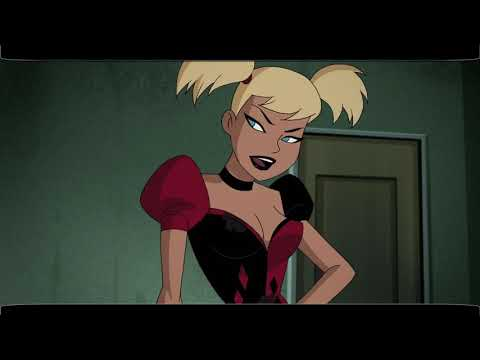 Nightwing And Harley Quinn  - Batman And Harley Quinn [The Animated Movie]