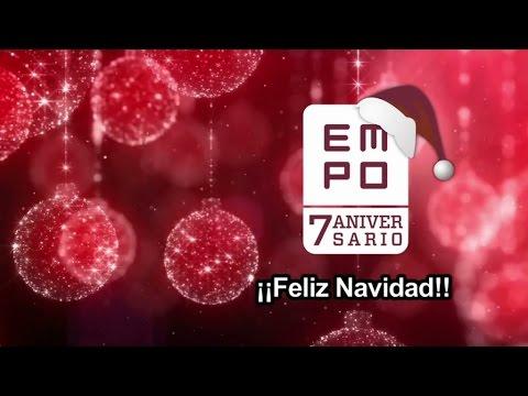 EMPO Te desea Feliz Navidad
