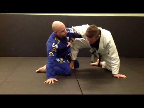 Butterfly Guard Options with Jiu-Jitsu Black Belt Eli Knight Image 1