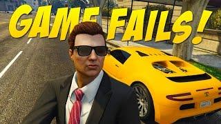 Crew Selfie Fail! (Game Fails #93)