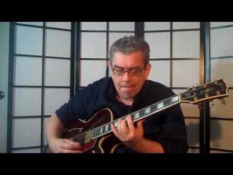 Chestnuts Roasting On An Open Fire-The Christmas Song Royce Campbell Solo Guitar