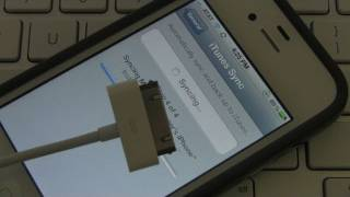 iOS 5 WiFi Sync - iPhone, iPod Touch & iPad