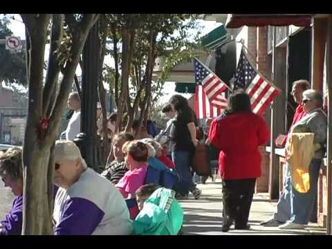 Veterans Appreciation Parade Brooksville, FL   2012     (Our Florida TV)