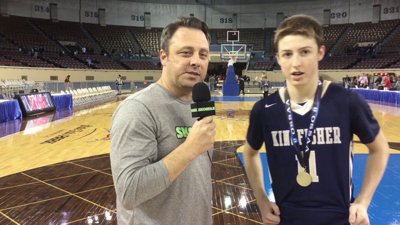 Interview with Jett Sternberger of Kingfisher