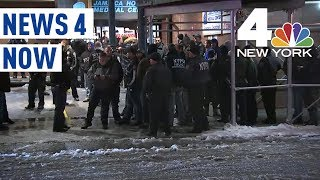 NYPD Detective Shot, Killed During Robbery Call | News 4 Now
