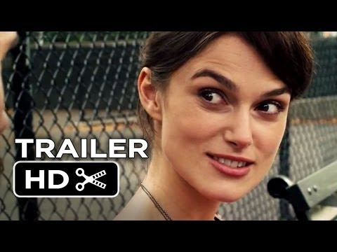 Begin Again Official Trailer #1 (2014) - Keira Knightley. Adam Levine Movie HD