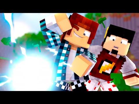 Minecraft Origem #15 -  A MAIOR SORTE DE TODAS !!
