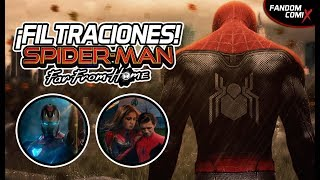 Spiderman Far From Home: Filtración directa de Endgame