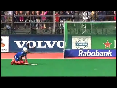 Belgium vs Australia Final *Shoot Out* - Hockey World League Rotterdam [23/6/13]