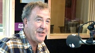 Jeremy Clarkson's radioactive shoes