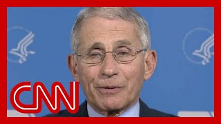 Dr. Anthony Fauci explains why Trump opted to not quarantine New York