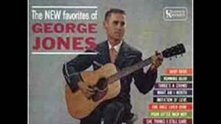 Watch George Jones She Once Lived Here video