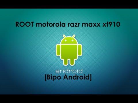 NotiDroid - [Android] Root motorola razr maxx XT910