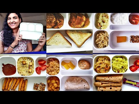 How I pack lunch boxes || #Mix meal concept in telugu || Lunch boxes in telugu