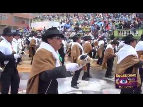 Ultimo Convite 2014 Parte 5 - Morenada Central Oruro