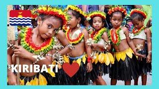 David Katoatau of Kiribati - Funny & Inspiring Dance