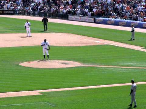 Jose Valverde's Dance and final out, May 5, 2011