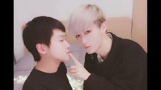 #GayTV - Cute Couple : Liang Xi Jin & Yi Xin ♥️♥️ | Gay Couple