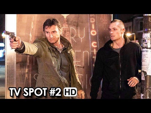 Run All Night TV Spot #2 (2015) - Liam Neeson, Ed Harris HD
