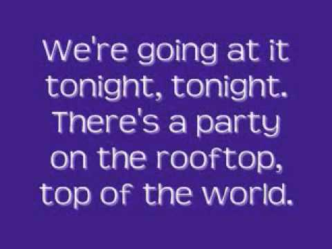Hot Chelle Rae - Tonight Tonight [Lyrics] Music Videos