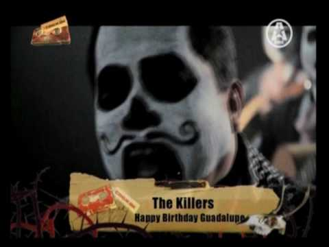 The Killers feat  Mariachi El Bronx    ¡Happy Birthday Guadalupe!