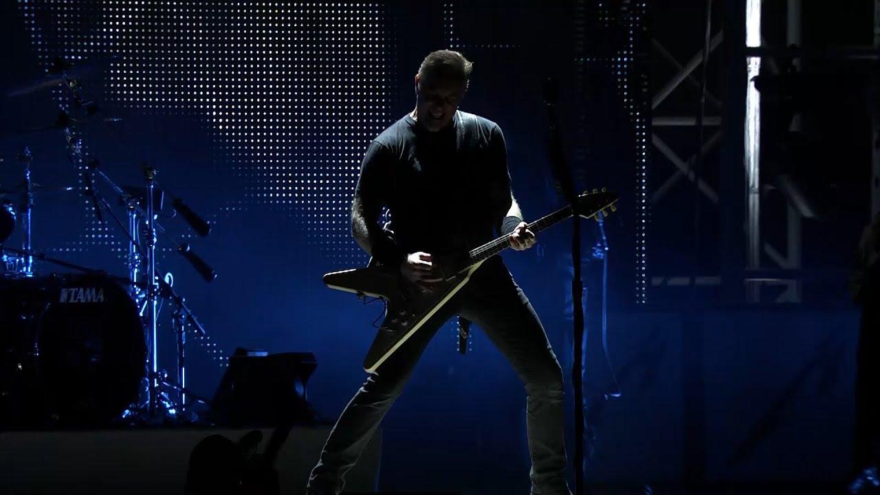 Blackened (Live - Edmonton, Alberta - 2017)