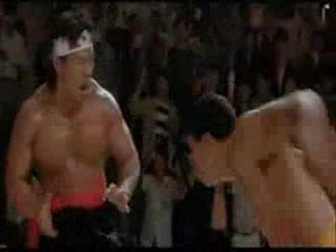Chong Li's Bloodlust