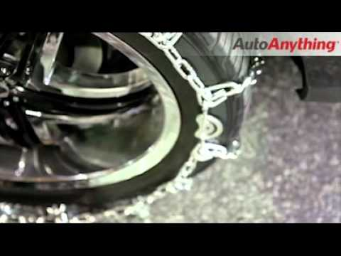 0 Install Pewag Tire Snow Chains   AutoAnything How To