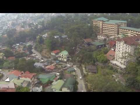 DJI Phantom Flying GoPro Phillipines Azelea Hotel Baguio City