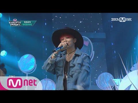 BIGBANG - 'We Like 2 Party' M COUNTDOWN 150604 COMEBACK Stage Ep.427