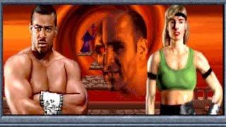 Mortal Kombat 2 arcade Jax Gameplay Playthrough Longplay