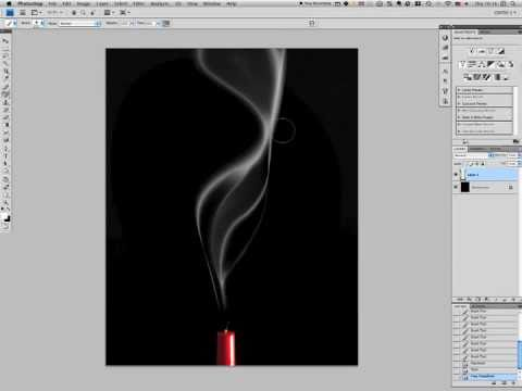 Как сделать дым в after 22