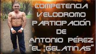 "COMPETITION BARS -""Velodromo Olímpico"" -59 years old- │Barras México Street Workout │"