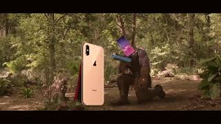 iPhone User Switches to the Galaxy S10 (The Dark Side) - Avengers Galaxy Wars